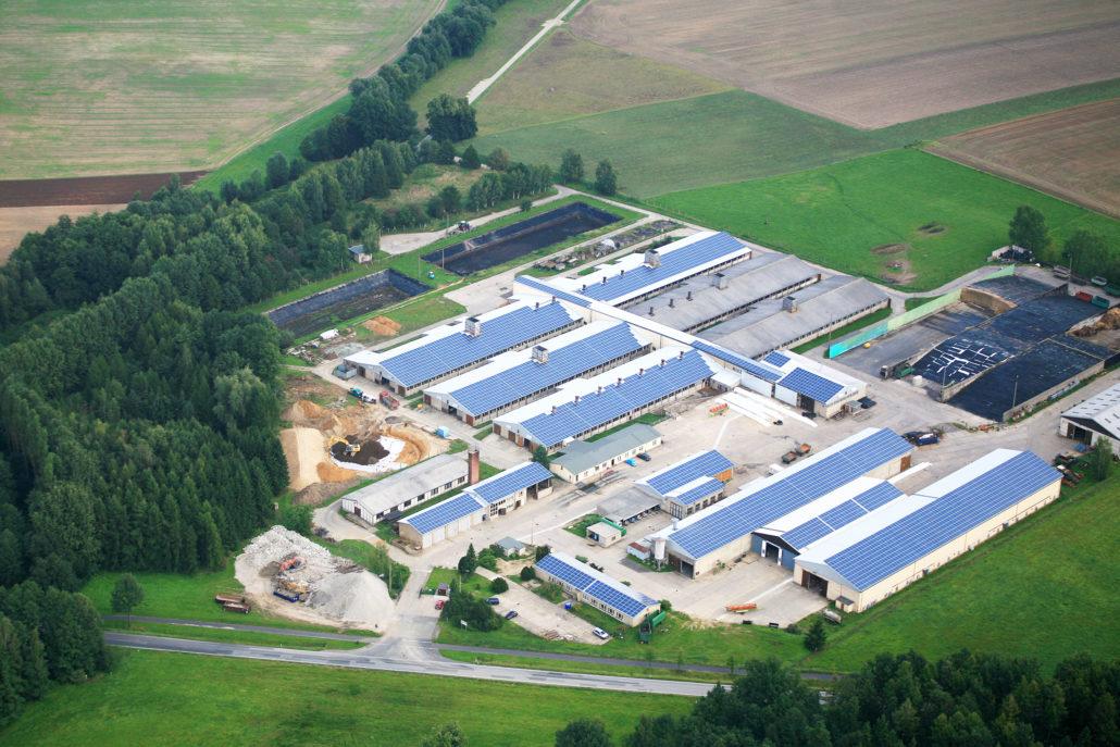 Photovoltaikanlage Olbersdorf